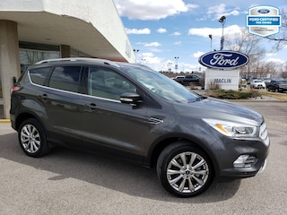 2018 Ford Escape Titanium SUV | Certified Pre-Owned