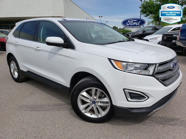 2017 Ford Edge SEL SUV | Certified Pre-Owned