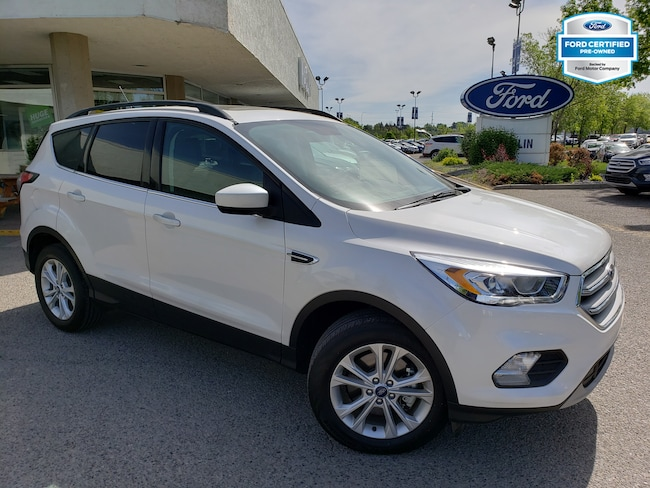 2018 Ford Escape SEL SUV | Certified Pre-Owned