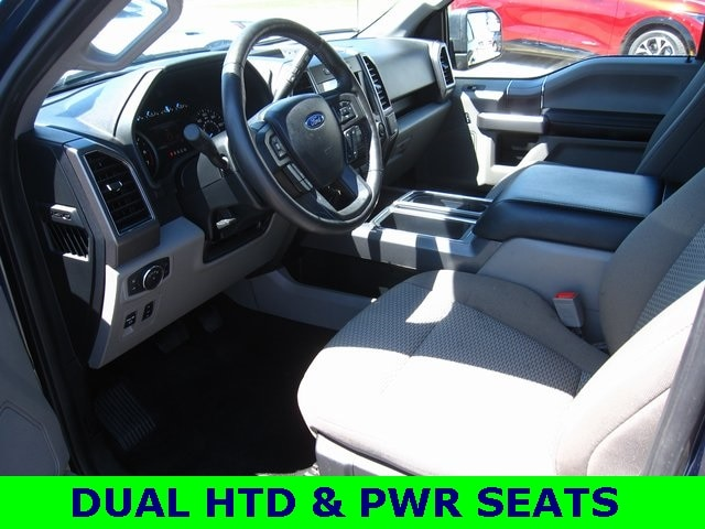 Used 2019 Ford F-150 XLT with VIN 1FTFW1E45KFB04090 for sale in Madelia, Minnesota