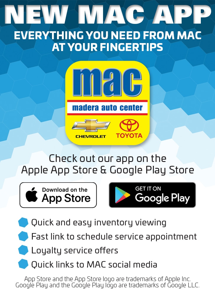 Madera Auto | Download Mobile App | Madera Auto Center