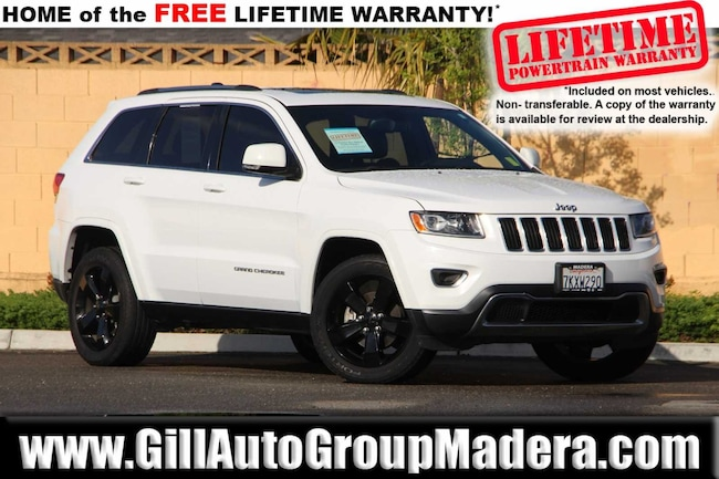 2015 Jeep Grand Cherokee Limited 4D Sport Utility SUV