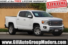 2016 GMC Canyon SLT 4D Crew Cab Pickup