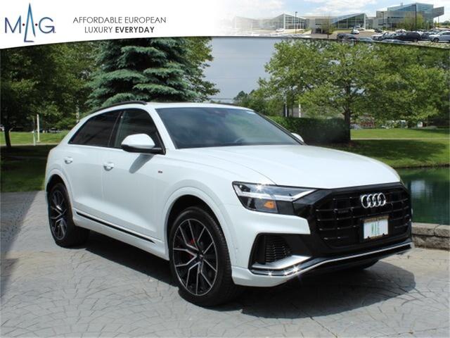 2019 Audi Q8 3.0T Premium Plus Sport Utility