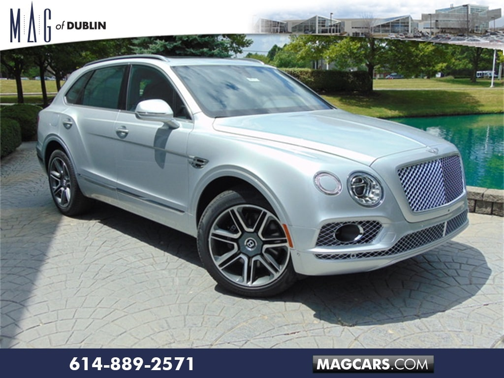 Pre-Owned Featured 2018 Bentley Bentayga W12 Sport Utility for sale near you in Columbus, OH