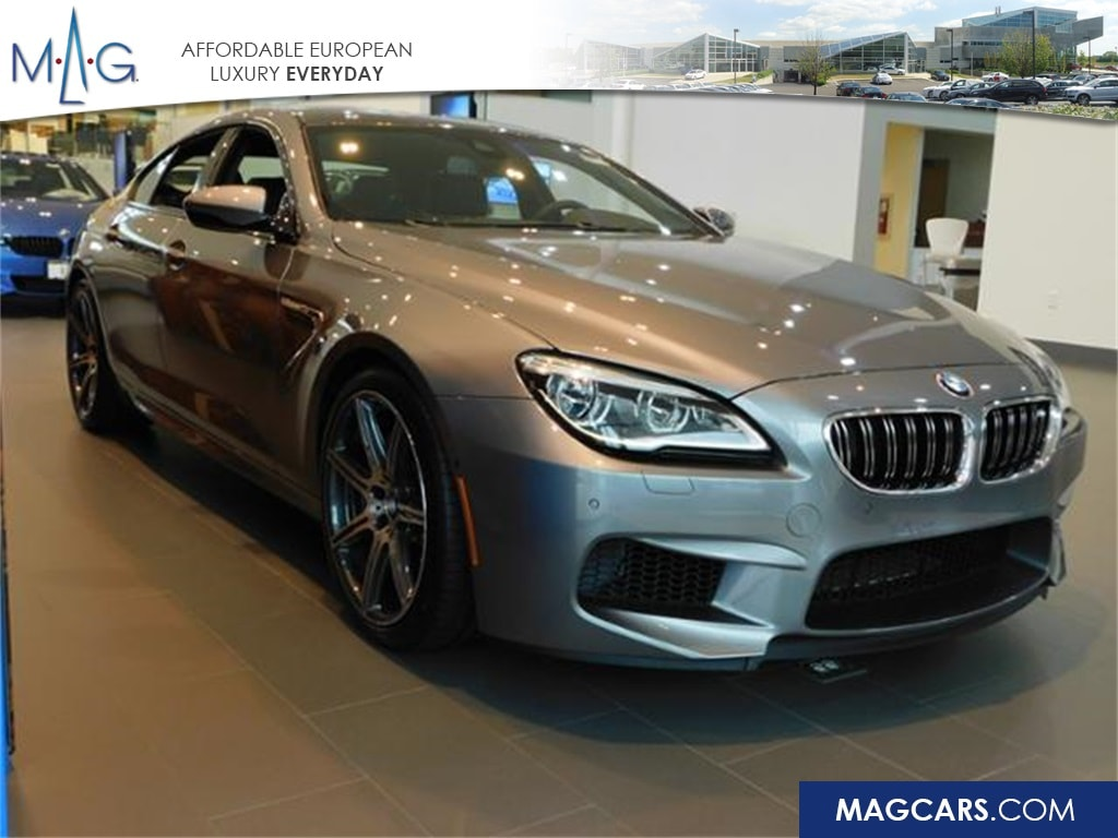 2019 BMW M6 Coupe