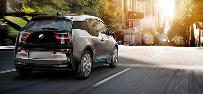 The All New Bmw I3 Mag Bmw Of Dublin