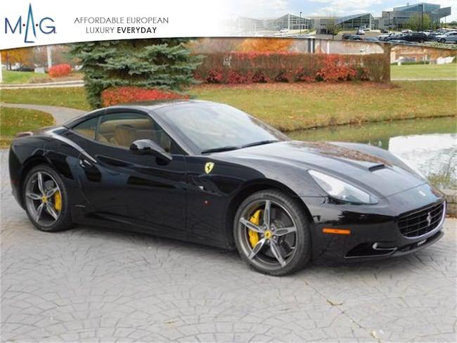 Used 2014 Ferrari California Convertible in Dublin, OH