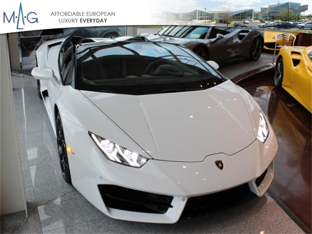 Midwestern Auto Group >> New 2019 Lamborghini Huracan For Sale At Midwestern Auto