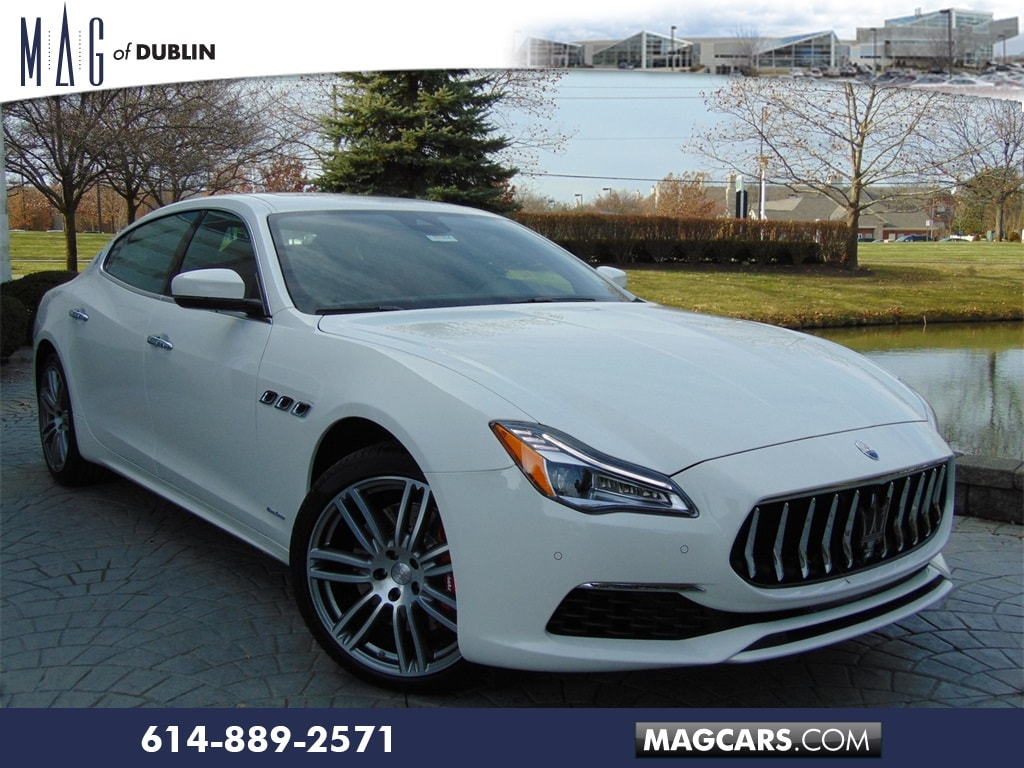 Pre-Owned Featured 2018 Maserati Quattroporte S Sedan for sale near you in Columbus, OH