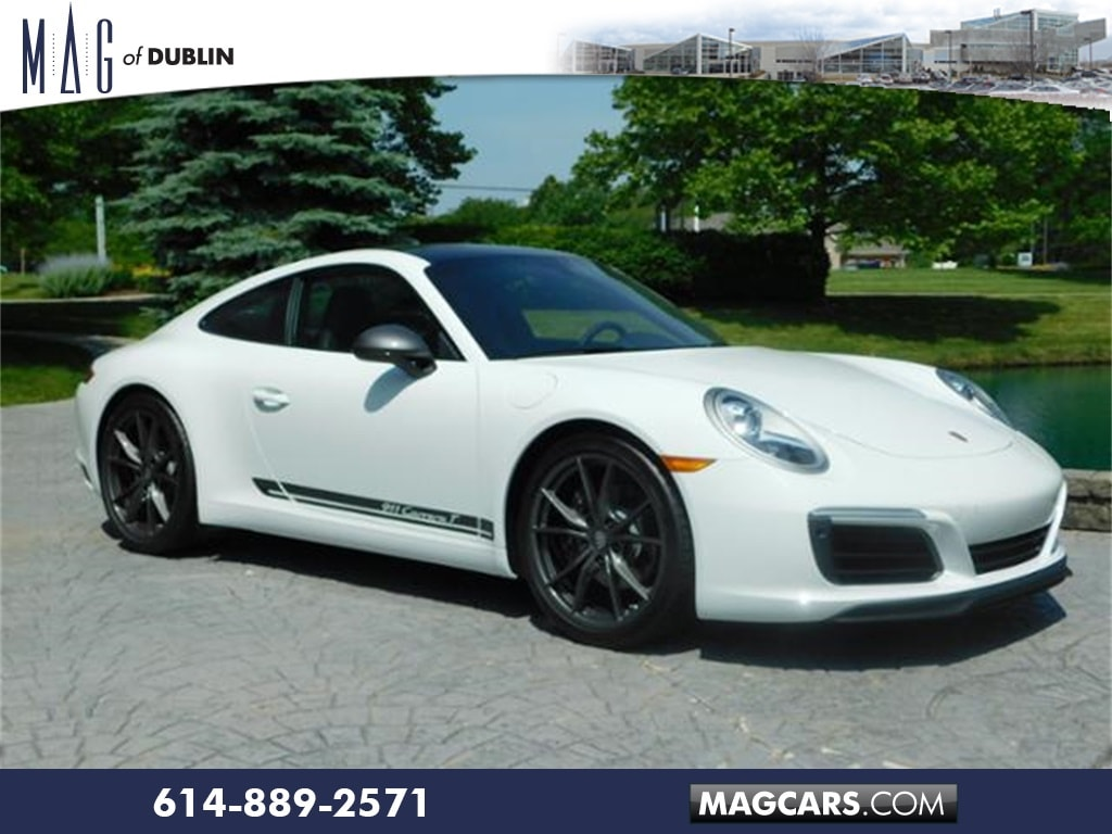 New Featured 2018 Porsche 911 Carrera T Coupe for sale near you in Columbus, OH