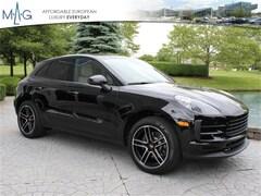 2019 Porsche Macan Sport Utility