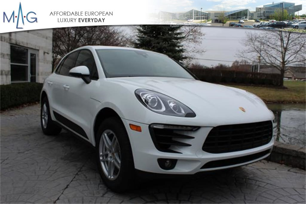 Pre-Owned Featured 2018 Porsche Macan Sport Utility for sale near you in Columbus, OH