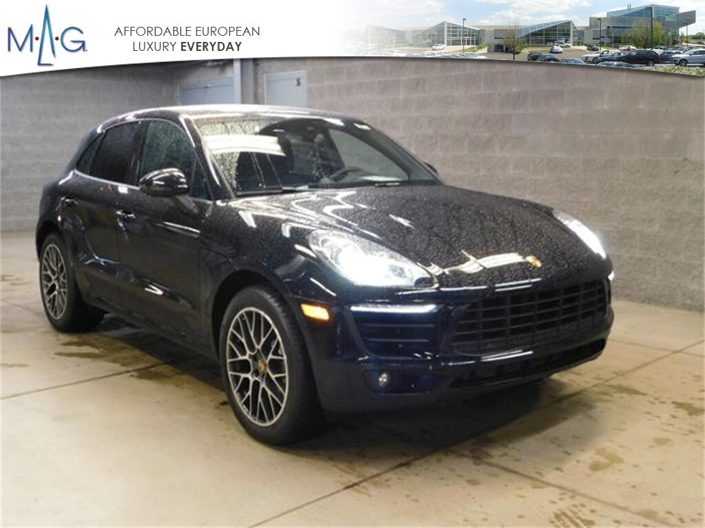 New Featured 2018 Porsche Macan Sport Edition Sport Utility for sale near you in Columbus, OH