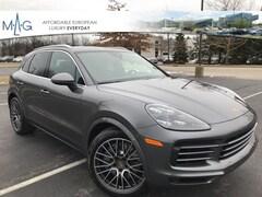 2019 Porsche Cayenne S Sport Utility