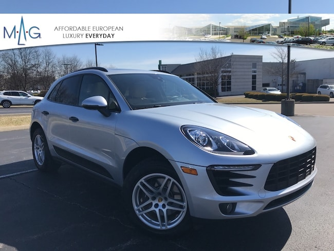 Used 2018 Porsche Macan Sport Utility in Dublin, OH