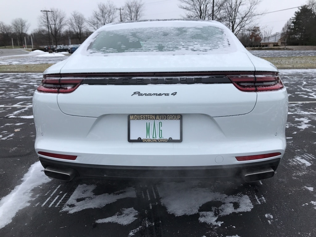 Midwestern Auto Group >> New 2018 Porsche Panamera For Sale At Midwestern Auto Group