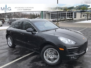 2015 Porsche Macan S Sport Utility