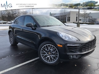 New 2018 Porsche Macan Sport Edition Sport Utility WP1AA2A52JLB17262 PO2055 for sale near you in Columbus, OH