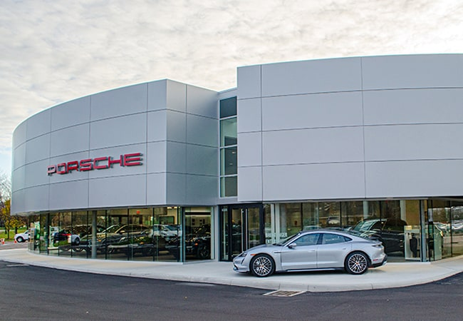 MAG Porsche Dublin Dealership