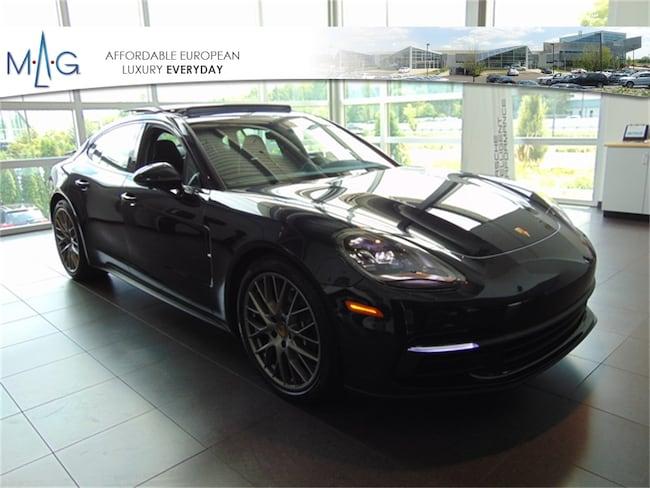 New  2018 Porsche Panamera 4 Hatchback near Columbus, OH