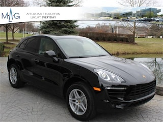 New 2018 Porsche Macan Sport Utility WP1AA2A51JLB24705 PO2036 for sale near you in Columbus, OH