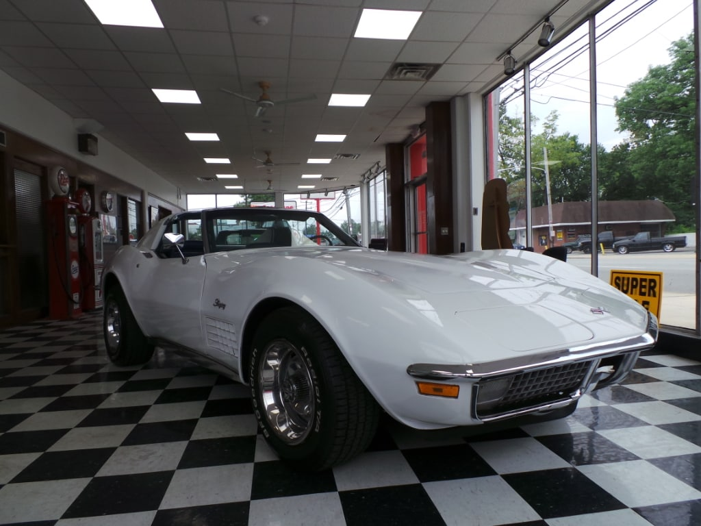 1971 Chevrolet Corvette Stingray Coupe