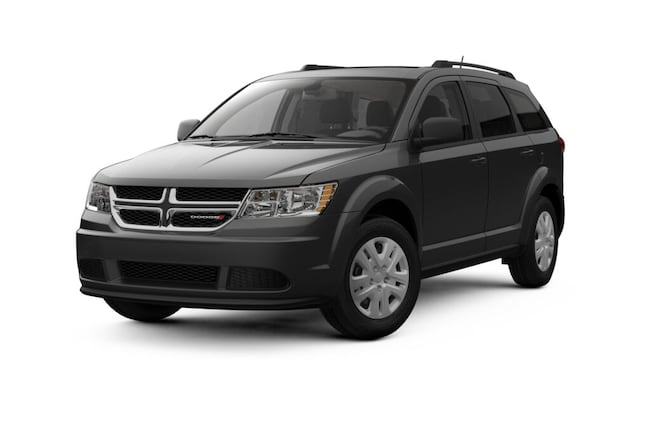 New 2018 Dodge Journey SE AWD Sport Utility in Watkins Glen, NY