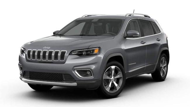 New 2019 Jeep Cherokee LIMITED 4X4 Sport Utility in Watkins Glen, NY