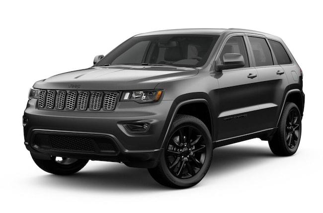 New 2019 Jeep Grand Cherokee ALTITUDE 4X4 Sport Utility in Watkins Glen, NY