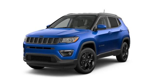 New 2019 Jeep Compass ALTITUDE 4X4 Sport Utility in Watkins Glen, NY