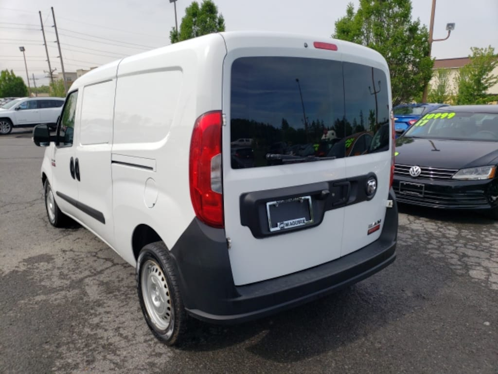 Used 2016 Ram ProMaster City For Sale at Audi Ithaca | VIN
