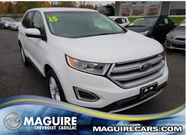 2015 Ford Edge SEL SUV (ALL WHEEL DRIVE) Leather Seating