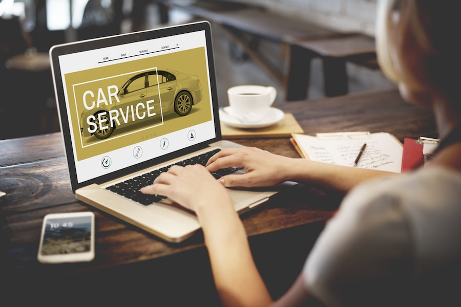 Online Vehicle Service
