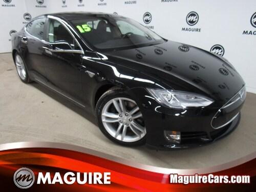 2015 Tesla Model S Sedan