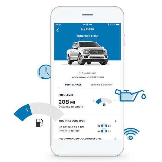 FordPass - Know Your Vehicle