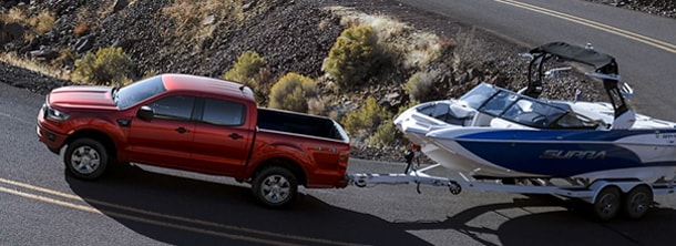 UP TO 7,500 LBS. TOWING AND BEST-IN-CLASS PAYLOAD