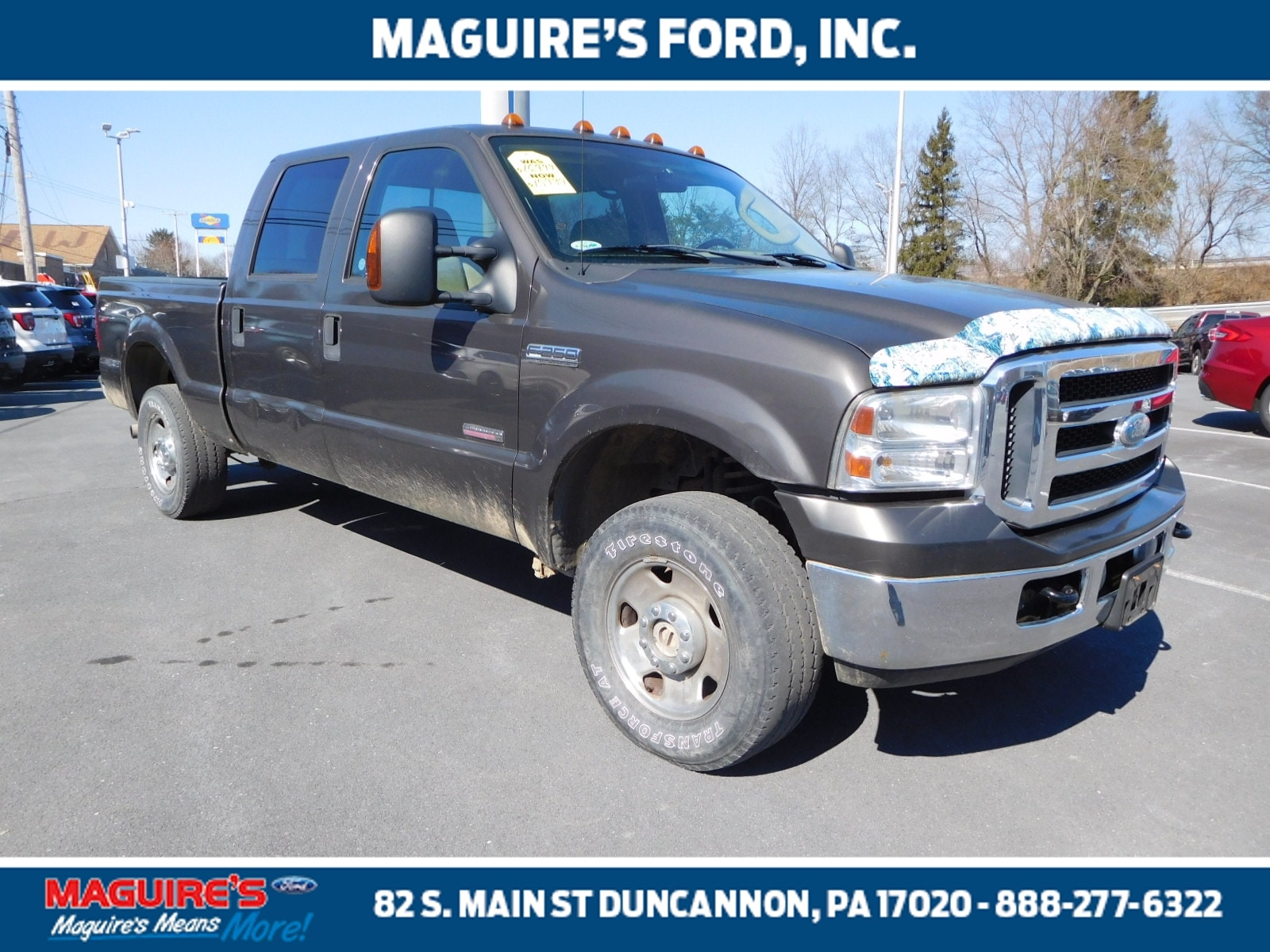 2006 Ford F-250SD XLT Truck