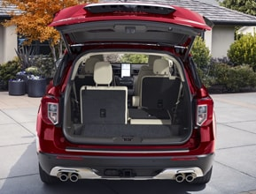 powerfold 50 50 fold-flat rear seat backs