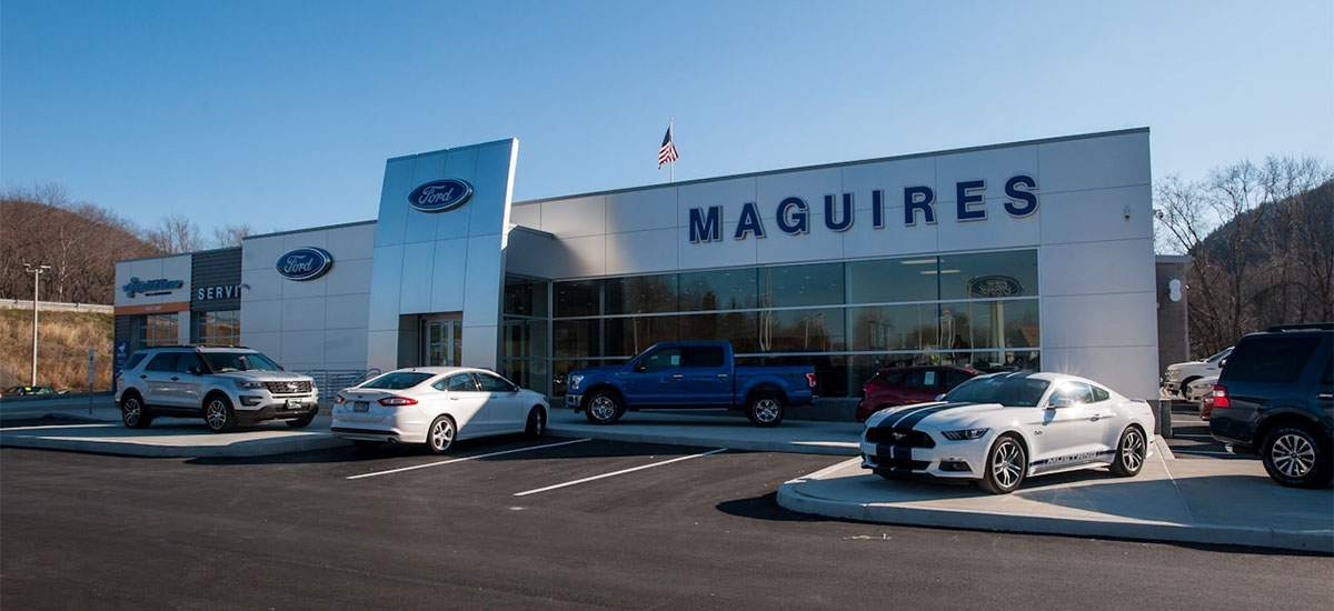 Career Opportunities at Maguire's Ford Duncannon