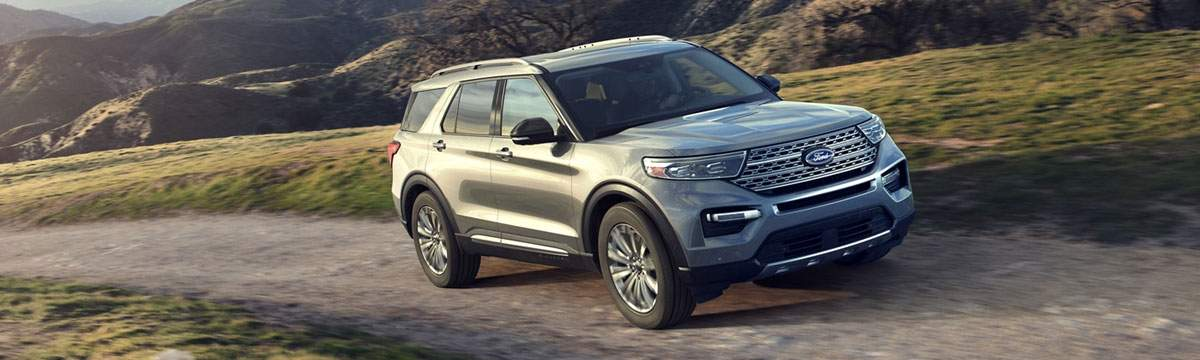 2020 Ford Explorer at Maguire's Duncannon