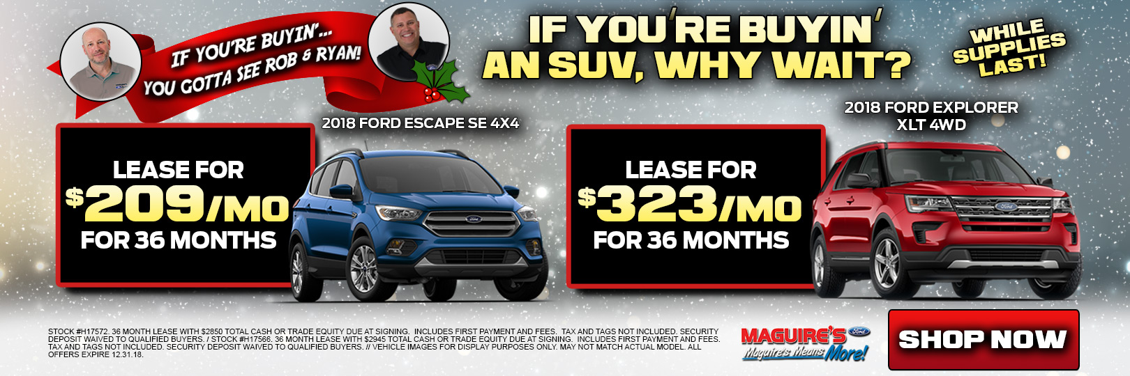 Buy an SUV in Hershey PA