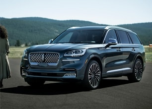 LINCOLN AVIATOR BLACK LABEL