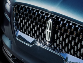 LINCOLN BLACK LABEL GRILLE