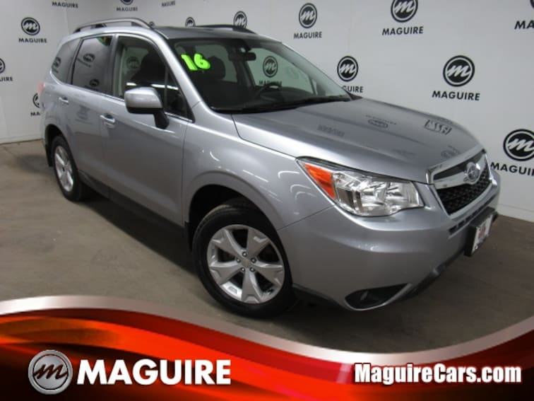 2016 Subaru Forester 2.5i Limited SUV in Ithaca
