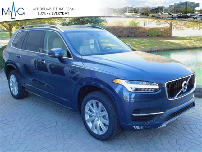 New 2019 Volvo XC90 T6 Momentum SUV in Dublin OH