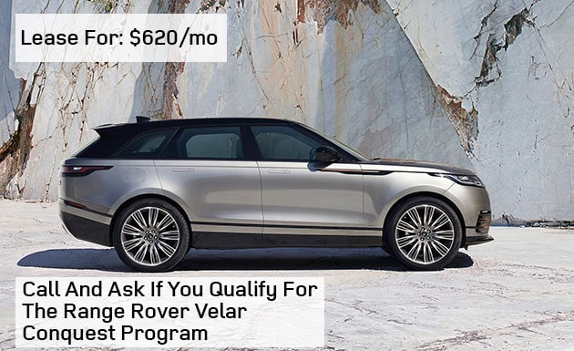 2018 Range Rover Velar P380 S - Special for February at Land Rover Hanover & Land Rover Cape Cod