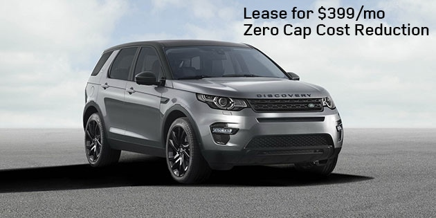 2017 Land Rover Discovery Sport HSE - Special for July 2017 at Land Rover Hanover & Land Rover Cape Cod