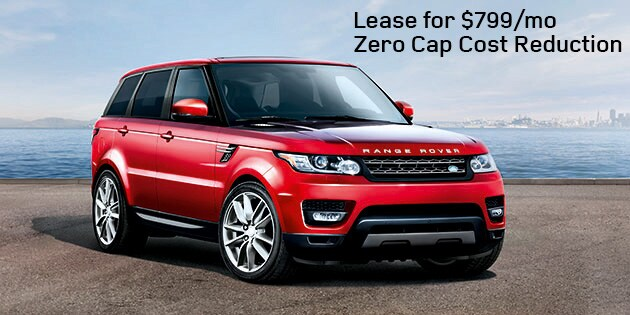 2017 Range Rover Sport SE - Special for July 2017 at Land Rover Hanover & Land Rover Cape Cod