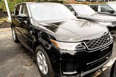 2018 Land Rover Range Rover Sport Td6 Diesel SE SUV for sale near Boston at Land Rover Hanover